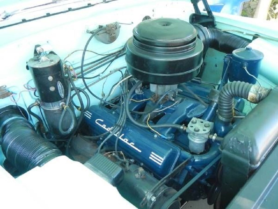 1949 Cadillac Convertible For Sale (picture 6 of 6)