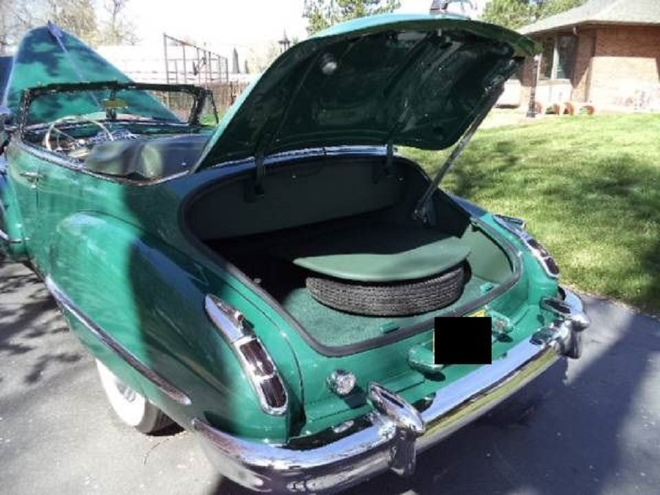 1947 Cadillac 62 Convertible For Sale (picture 4 of 6)