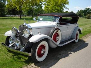 1931 Cadillac Fleetwood Phaeton For Sale