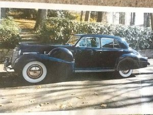 1940 Cadillac 60 Special 4DR  For Sale