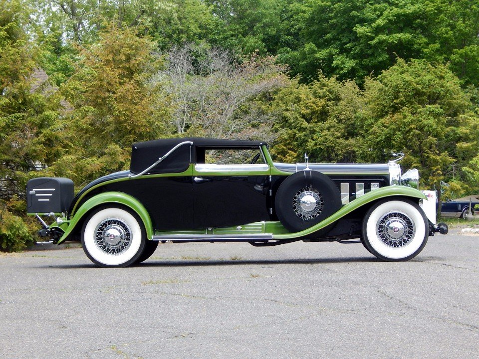 1931 Cadillac V-16 Lancefield Convertible For Sale (picture 1 of 6)