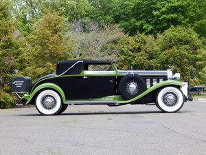 1931 Cadillac V-16 Lancefield Convertible For Sale