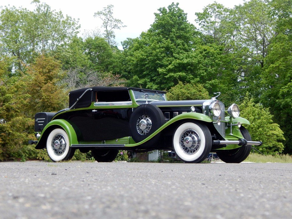 1931 Cadillac V-16 Lancefield Convertible For Sale (picture 2 of 6)