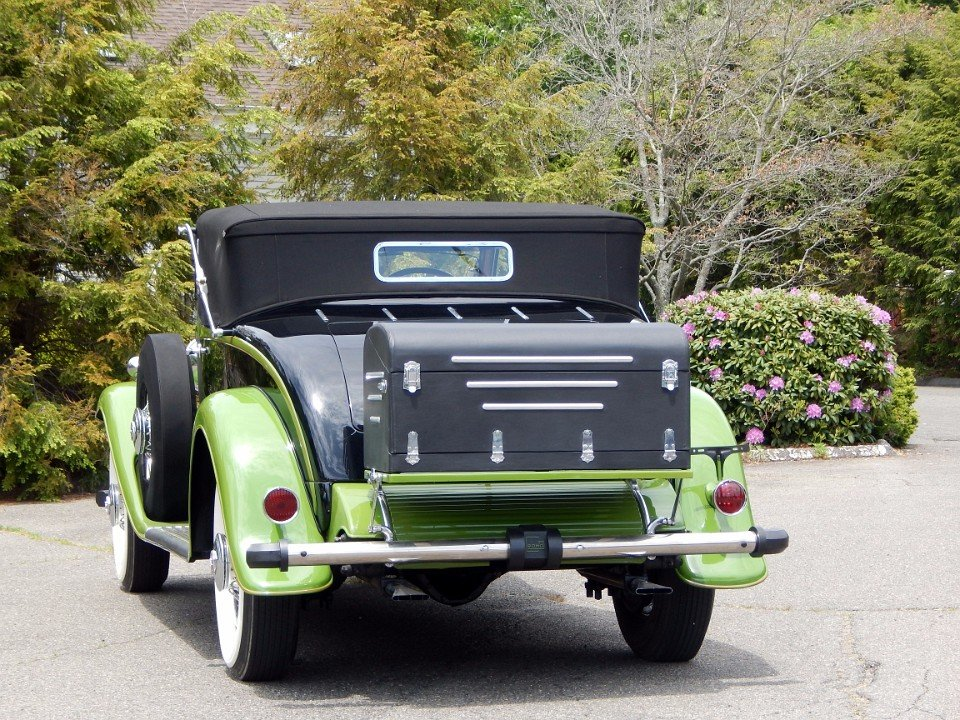1931 Cadillac V-16 Lancefield Convertible For Sale (picture 3 of 6)