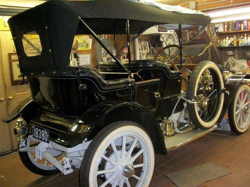 1911 Cadillac Model 30 Demi Tonneau For Sale (picture 1 of 4)