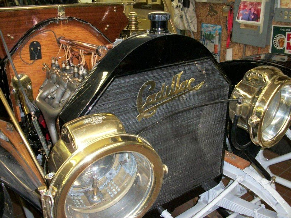 1911 Cadillac Model 30 Demi Tonneau For Sale (picture 2 of 4)