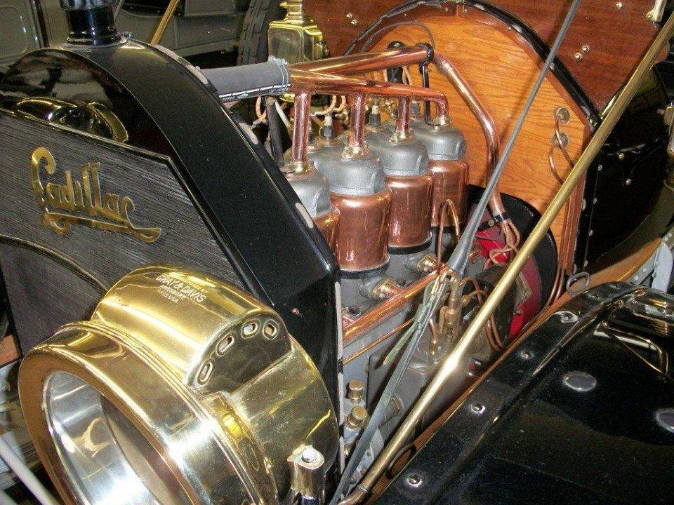 1911 Cadillac Model 30 Demi Tonneau For Sale (picture 3 of 4)