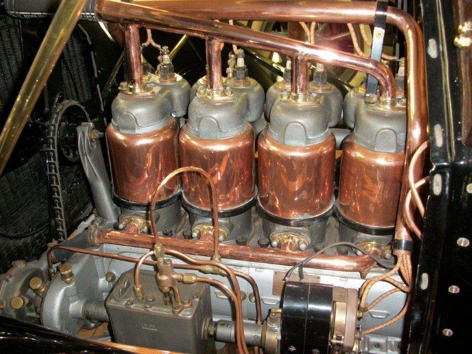 1911 Cadillac Model 30 Demi Tonneau For Sale (picture 4 of 4)