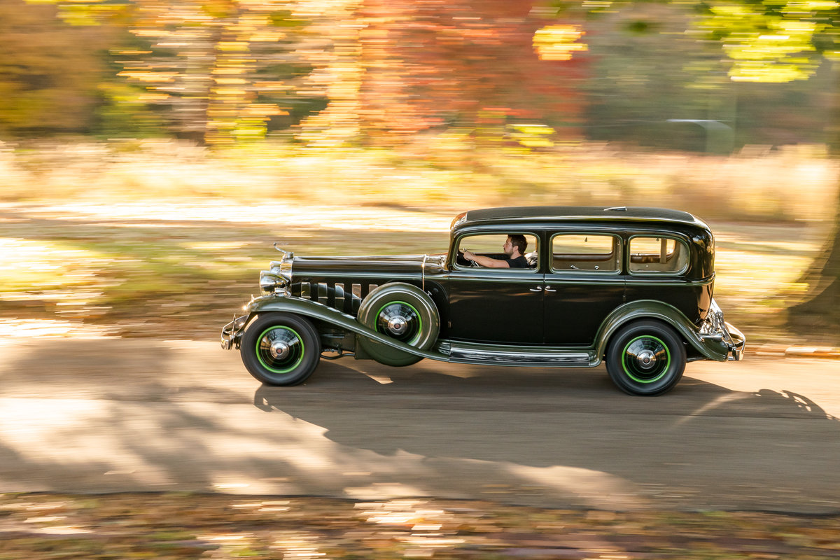 1932 Cadillac V16 452B Fleetwood Imperial Limousine For Sale (picture 1 of 5)