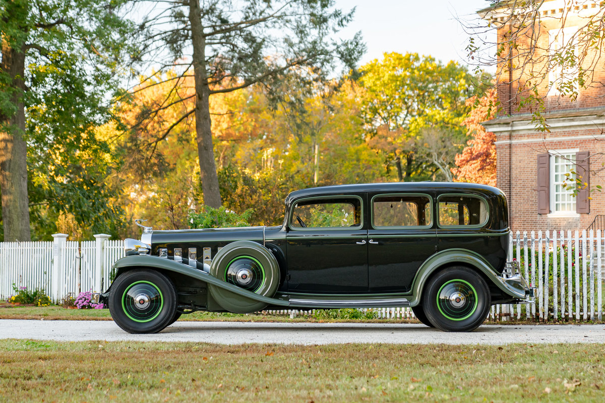 1932 Cadillac V16 452B Fleetwood Imperial Limousine For Sale (picture 2 of 5)