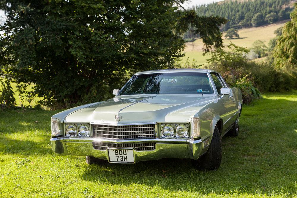 1970 Cadillac Eldorado SOLD (picture 1 of 6)