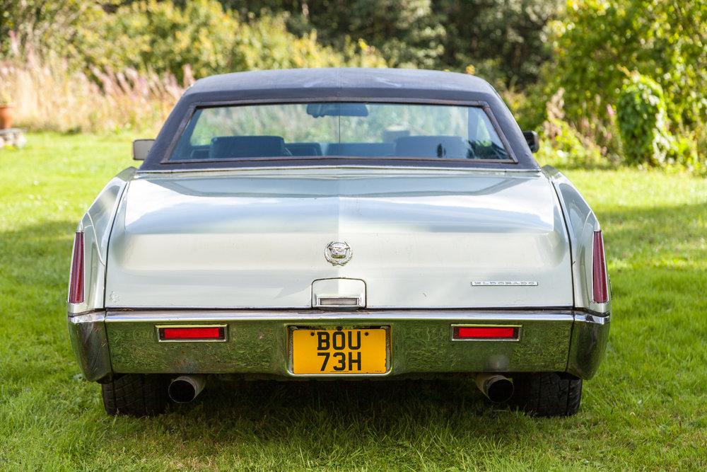 1970 Cadillac Eldorado SOLD (picture 5 of 6)
