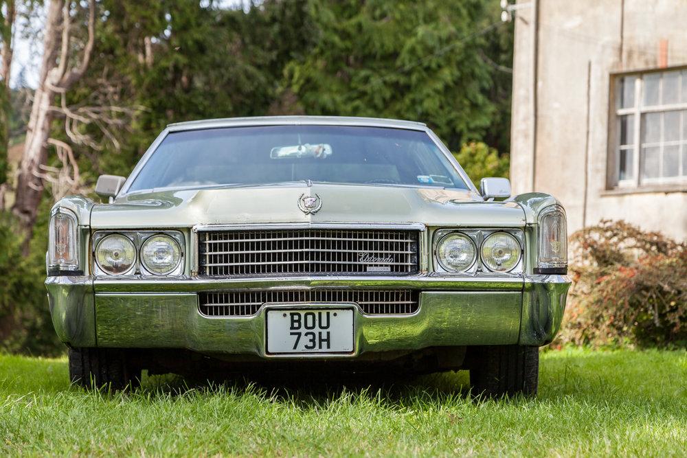 1970 Cadillac Eldorado SOLD (picture 6 of 6)