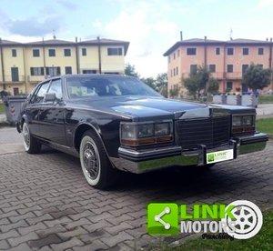 1981 Cadillac Seville , IMMATRICOLATA NEL , ISCRITTA A.S.I,