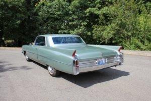 1963 Cadillac Coupe De Ville = Go Clean Jade(~)Jade $16.9k For Sale
