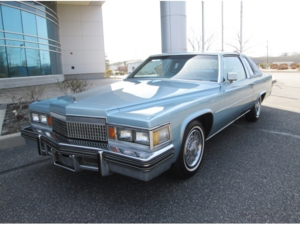 1979 Cadillac Coupe DeVille in wonderful condition For Sale