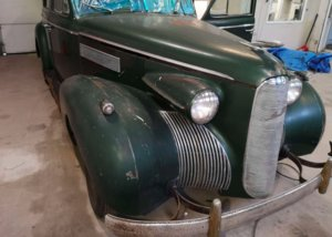 1939 Cadillac Lasalle series 50 for sale For Sale