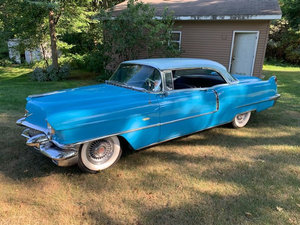 Picture of 1956 Cadillac Coupe deVille .. Driver Quality For Sale