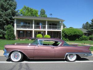 1957 Cadillac Eldorado Seville 2DR HT
