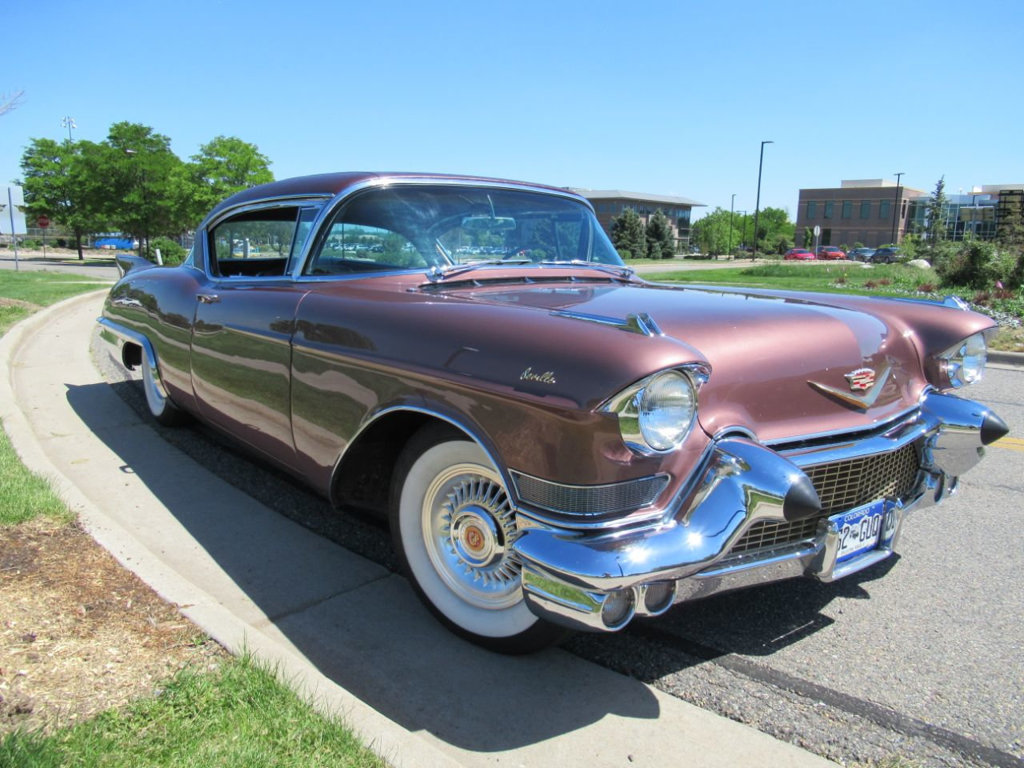 1957 Cadillac Eldorado Seville 2DR HT For Sale (picture 2 of 6)
