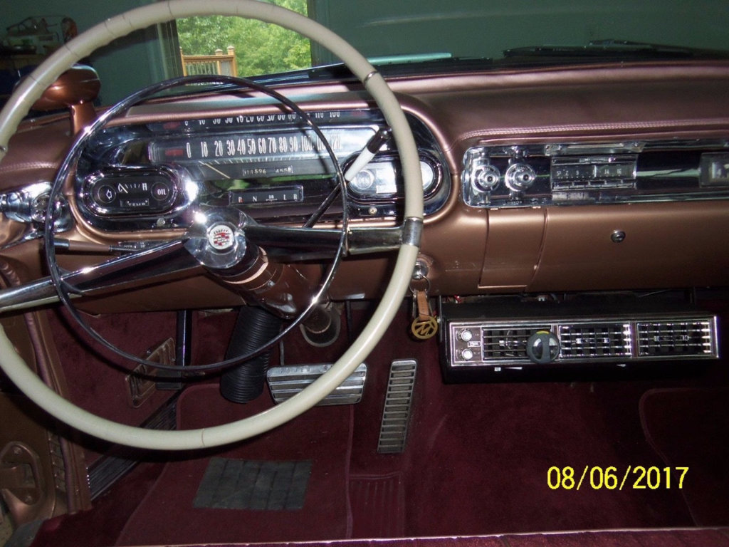 1957 Cadillac Eldorado Seville 2DR HT For Sale (picture 4 of 6)
