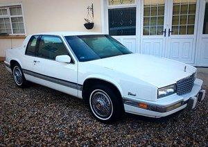 1988 CADILLAC ELDORADO COUPE 4.5 V8 - CLASS AMERICAN - PX For Sale