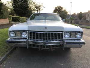 1973 '73 Cadillac Coupe Deville v8 For Sale