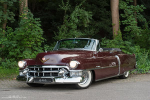 1953 CADILLAC SERIES 62 CONVERTIBLE, superb restored example For Sale