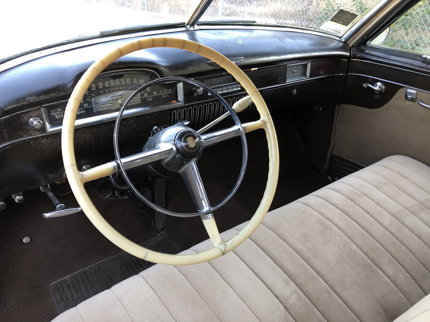 1949 CADILLAC SERIES 62 For Sale (picture 3 of 6)