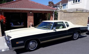 1977 Cadillac Eldorado Original Excellent Conditions!