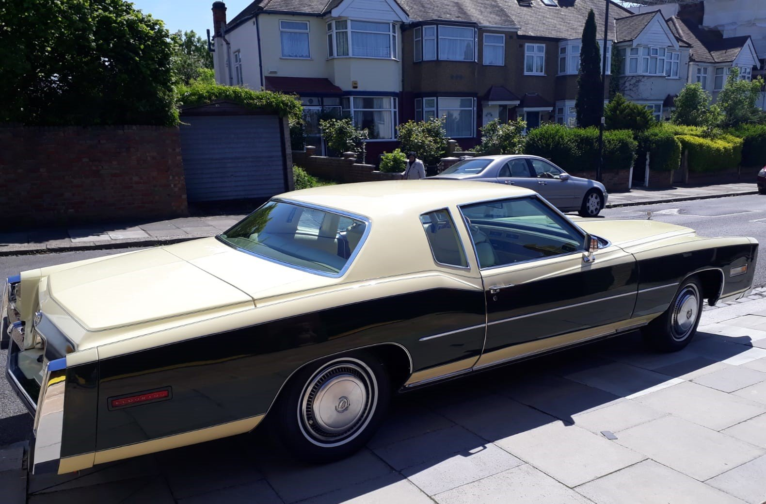 1977 Cadillac Eldorado Original Excellent Conditions! SOLD (picture 3 of 6)