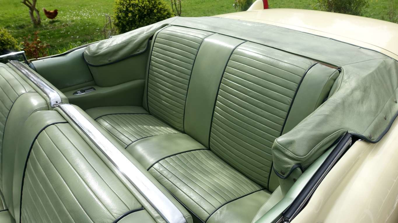 1955 Cadillac Series 62 Convertible over 20 years same owner For Sale (picture 3 of 6)