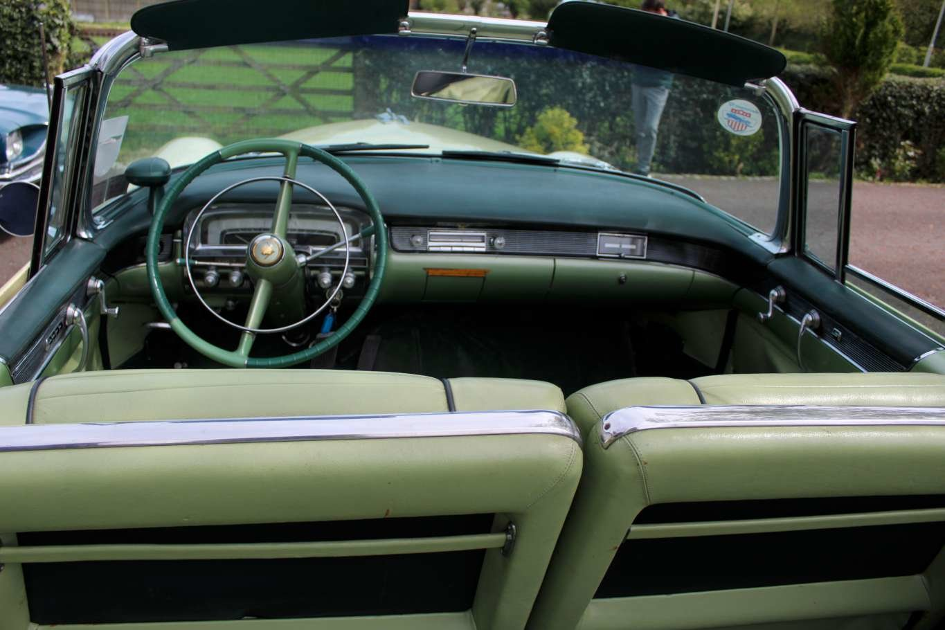 1955 Cadillac Series 62 Convertible over 20 years same owner For Sale (picture 4 of 6)