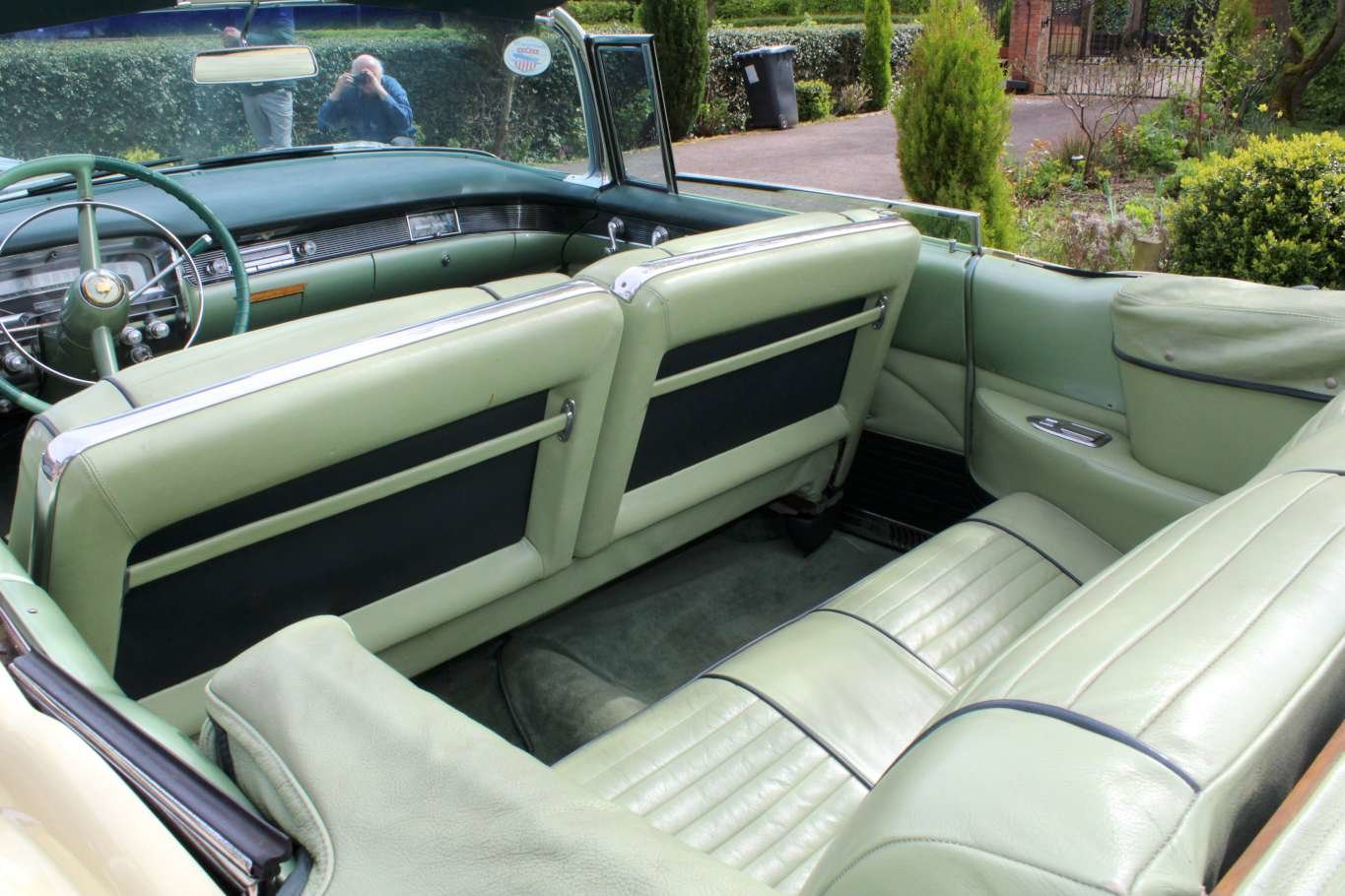 1955 Cadillac Series 62 Convertible over 20 years same owner For Sale (picture 5 of 6)