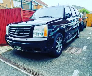 2002 Cadillac Escalade  For Sale