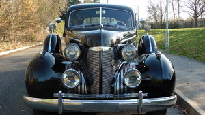 1939 Cadillac Series 75 Fleetwood Ex MGM Celeb Exceptional Cond. For Sale