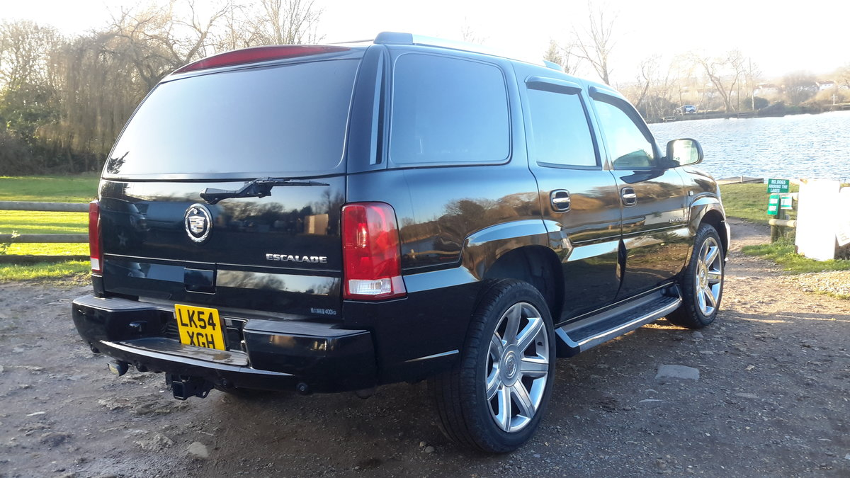 2005 CADILLAC ESCALADE 6.0 V8 VORTEC AUTOMATIC For Sale (picture 5 of 6)