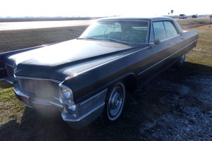 1965 Cadillac Sedan Deville 4dr Sedan For Sale