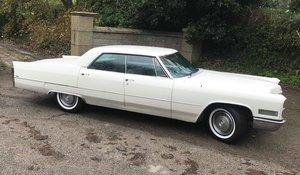 1966 Cadillac Sedan de Ville For Sale