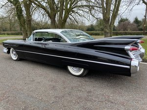 1959 Cadillac Coupe Deville Bargain! For Sale