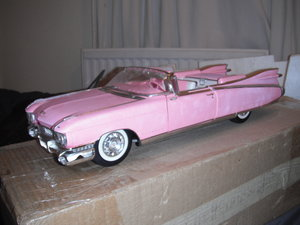 1959 Cadillac eldorado model 20 inches long For Sale
