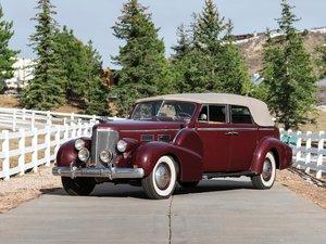 1938 Cadillac Series 75 Convertible Sedan by Fleetwood