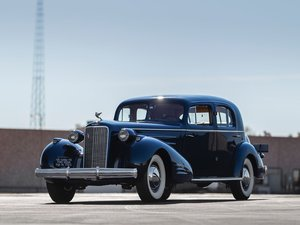 1936 Cadillac V-16 Town Sedan by Fleetwood For Sale by Auction