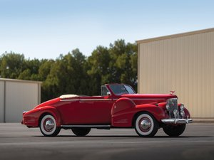 1939 Cadillac V-16 Convertible Coupe by Fleetwood