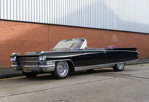 1963 Cadillac Eldorado Biarritz Convertible (LHD) For Sale