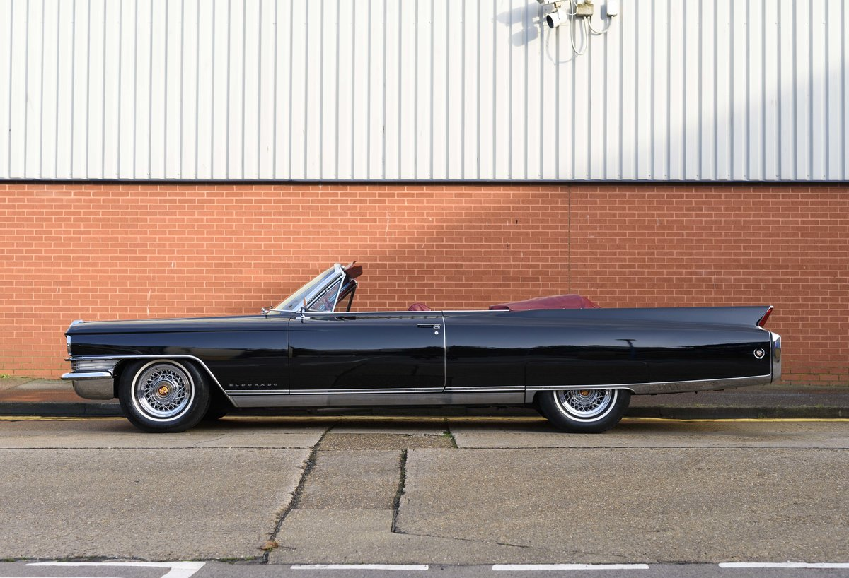 1963 Cadillac Eldorado Biarritz Convertible (LHD) For Sale (picture 5 of 22)