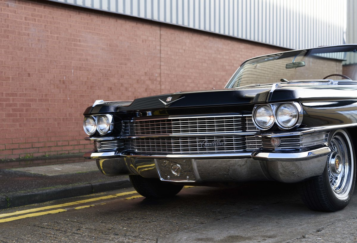1963 Cadillac Eldorado Biarritz Convertible (LHD) For Sale (picture 10 of 22)