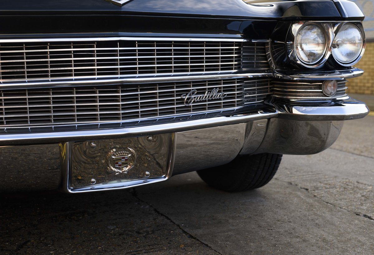1963 Cadillac Eldorado Biarritz Convertible (LHD) For Sale (picture 11 of 22)