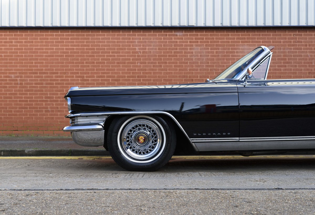 1963 Cadillac Eldorado Biarritz Convertible (LHD) For Sale (picture 12 of 22)