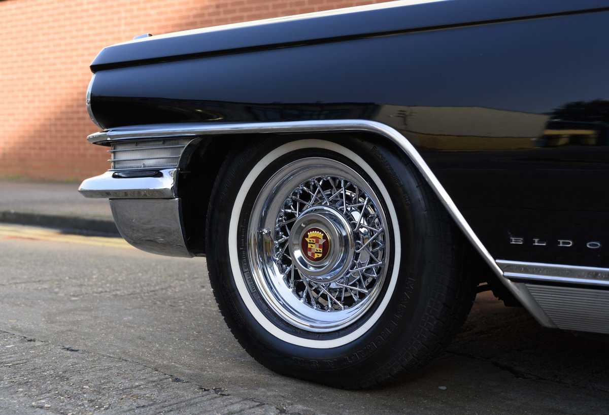 1963 Cadillac Eldorado Biarritz Convertible (LHD) For Sale (picture 13 of 22)